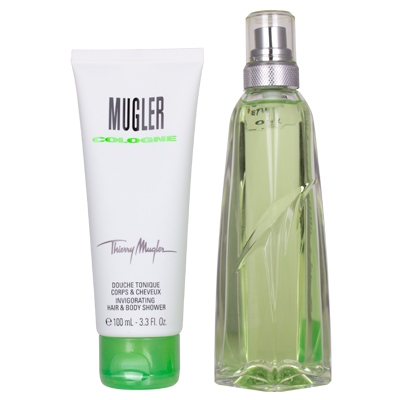 Set Mugler Cologne 100ml + Hair & Body Shower 100ml