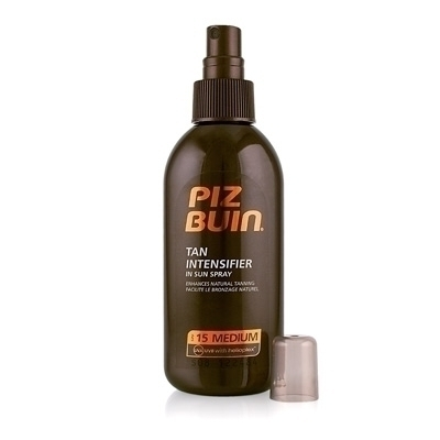 Tan Intensifier Spray SPF15