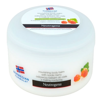 Nourishing Body Balm with Nordic Berry