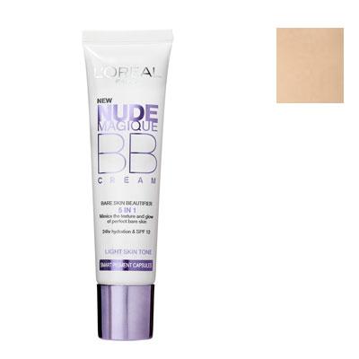 LOreal Nude Magique 5-in-1 BB Cream SPF20 30ml - Hitta