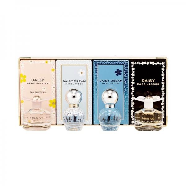 Marc Jacobs Daisy Set 4 X 4ml - Comprar online en Perfumaniacos.com b0dafa3bb3