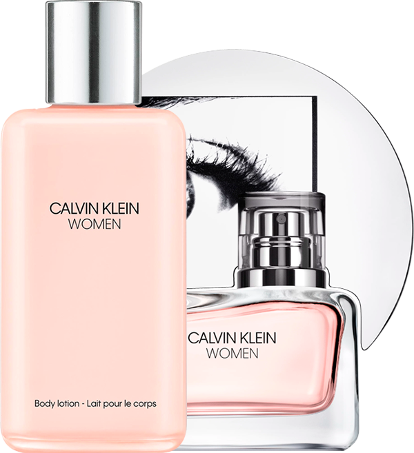 Set Calvin Klein Women 100ml + Body Lotion 100ml
