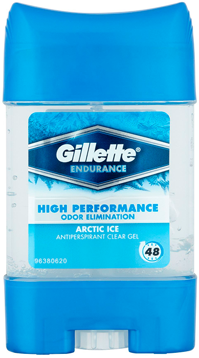 High Performance Artic Ice Antiperspirant Clear Gel