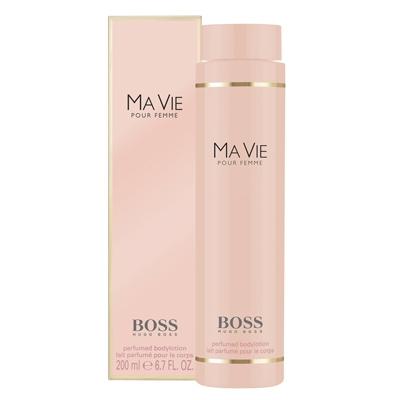 Boss Ma Vie Pour Femme Body Lotion Comprar Online En