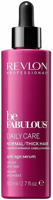 Be Fabulous Normal/Thick Hair Anti age Serum