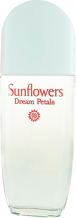 Petal Dream Off Hair Beauty Beauty Advertising Poster: Sunflowers Dream Petals Edt