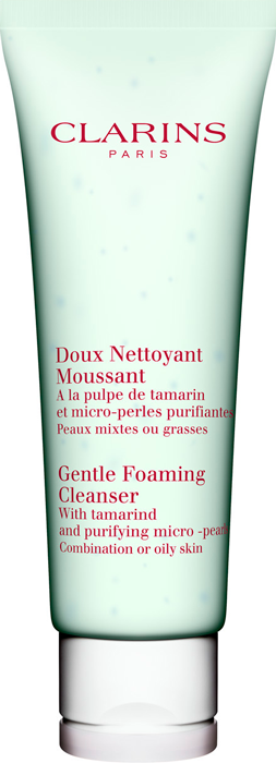 Gentle Foaming Cleanser With Tamarind P.Mixta/Grasa
