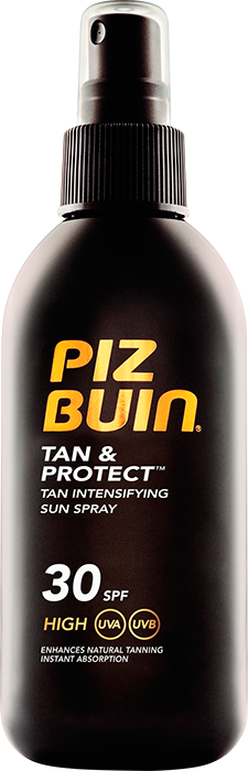 Tan & Protect Sun Spray SPF30 Tan Intensifying
