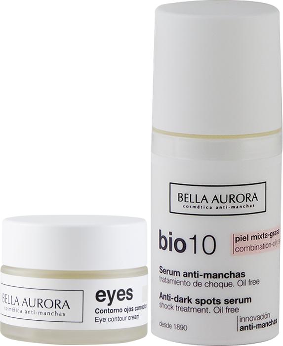 Bella aurora serum antimanchas bio 10 piel mixta-grasa opiniones