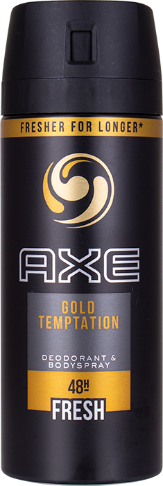 Gold Temptation Deodorant Spray