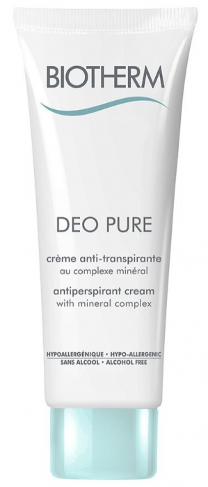 Deo Pure Antitranspirant Cream