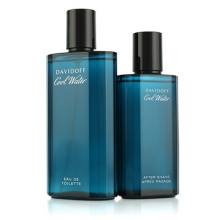 Set Cool Water 125ml + Aftershave 75ml