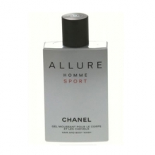 Allure Homme Sport Hair and Body Wash