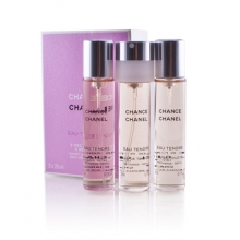 Chance Eau Tendre 3x20ml