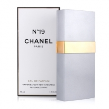 Chanel Nº 19 - Rellenable