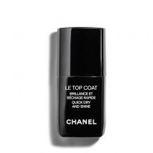 Le Top coat Brillance et sechage rapide