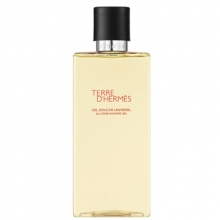Terre D'Hermés Shower Gel