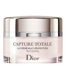 Capture Totale La Crème Multi-Perfection Texture Riche P.Seca