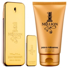 Set 1 Million 100ml + Shower Gel 100ml + Mini 5ml