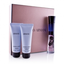 Set Armani Code for Women 75ml + Shower Gel 75ml + Body Lotion 75ml