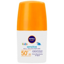 Nivea Sun Kids Sensitive Roll-On SPF50+