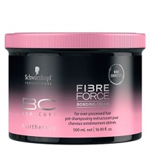 BC Bonacure Fibre Force Bonding Cream (Previene La Rotura Del Cabello)