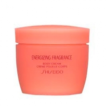 Energizing Fragrance Body Cream