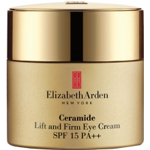 Ceramide Lift and Firm Eye cream SPF15 [Rellena,Reafirma,Anti-Bolsas/Ojeras]