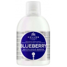 Blueberry Hair Revitalizing Shampoo