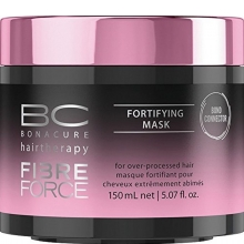 BC Bonacure Hairtherapy Fibre Force Fortifying Mask (Reparación Intensiva)