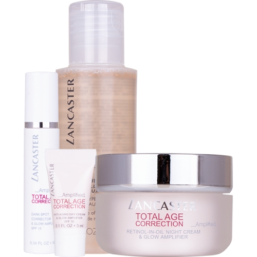 Set Total Age Correction Amplifief