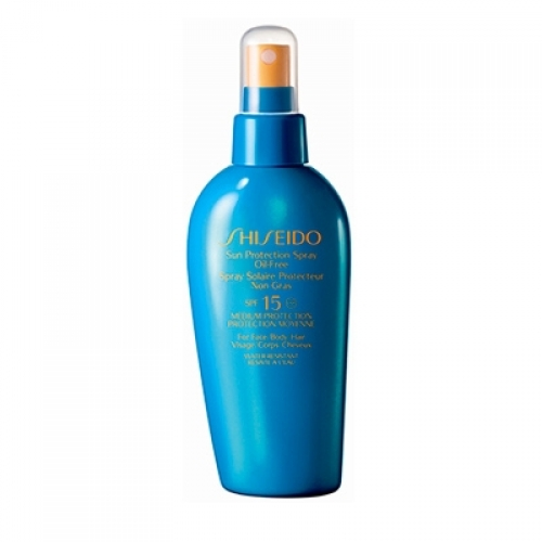 Sun Protection Spray Oil-Free SPF15