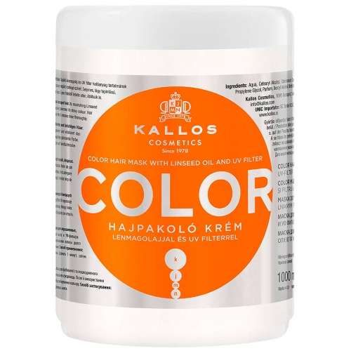 Kallos Color Mascarilla