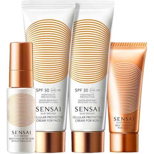 Set Sensai Silky Bronze