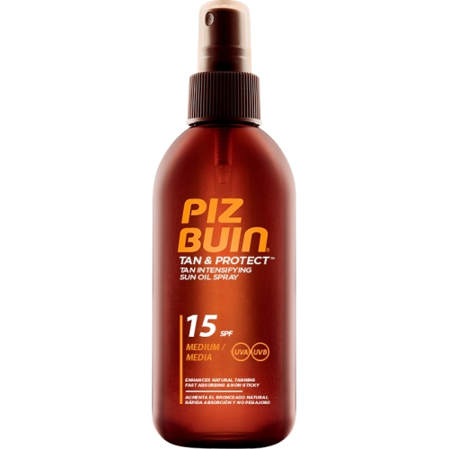 Tan Intensifying Sun Oil Spray SPF15
