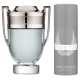 Set Invictus edt 100ml + Desodorante Spray 150ml